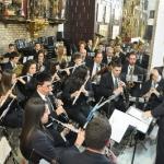 Un año más, Julián Cerdán actúa en la Exaltación del Martes Santo en Sevilla