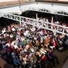 Gran éxito del concierto de las bandas de Salteras y Sanlúcar