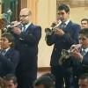 """""""Triana de Esperanza"""" de Claudio Gómez, en la Presentación del Cartel de Semana Santa"""