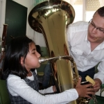 Los conciertos escolares de Julián Cerdán