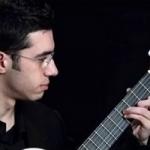 Recital de guitarra en Juventudes Musicales