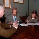 La alcaldesa firma un convenio de colaboración con Julián Cerdán
