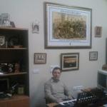 Entrevista a Justo Manuel Jiménez Fábregas, director artístico de nuestra entidad