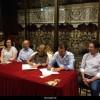 La Banda Julián Cerdán renueva su contrato con la Hermandad de los Javieres (Sevilla)