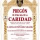 PREGÓN A NTRA. SRA. DE LA CARIDAD
