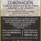 PRESENTACIÓN DE LA CORONA Y DEL HIMNO DE LA CORONACIÓN CANÓNICA DE MARÍA SANTÍSIMA DE LAS PENAS