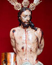Sagrada Flagelación de Nuestro Señor Jesucristo