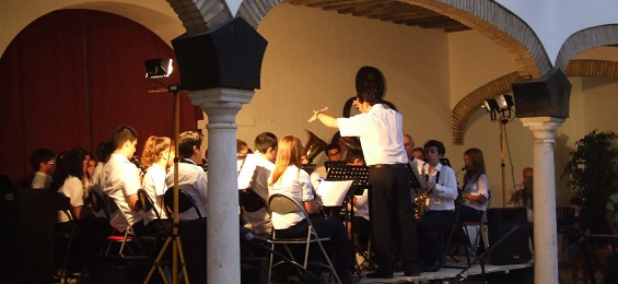 Banda Académica de las Escuelas de Música