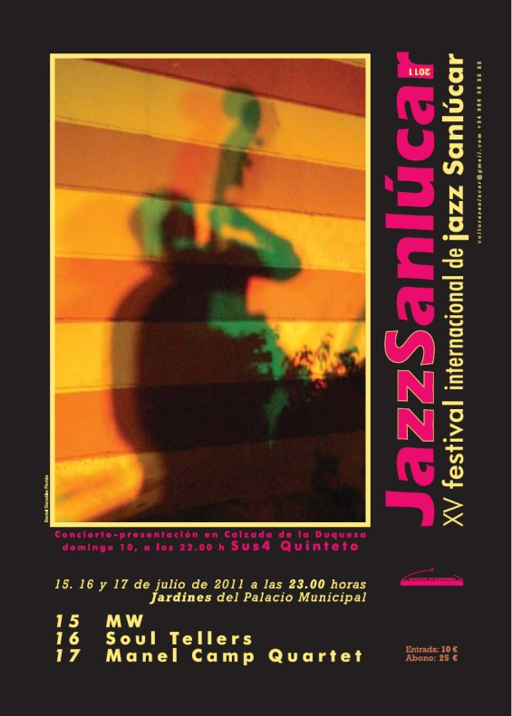 XV Festival Internacional de Jazz de Sanlúcar