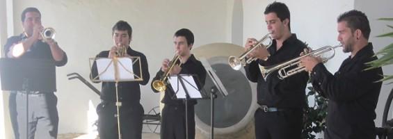 Quinteto de Trompetas de la Escuela Julián Cerdán