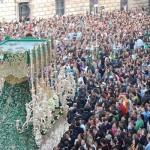 Trono de Nuestra Señora de Gracia y Esperanza
