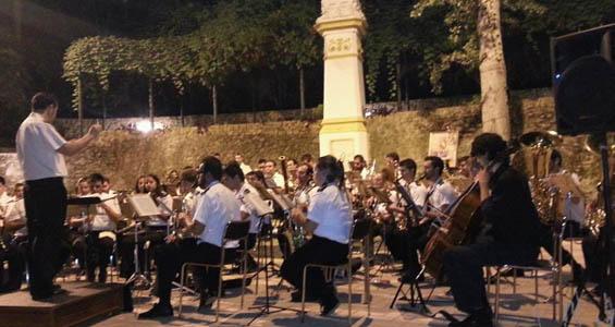 Concierto en Las Piletas