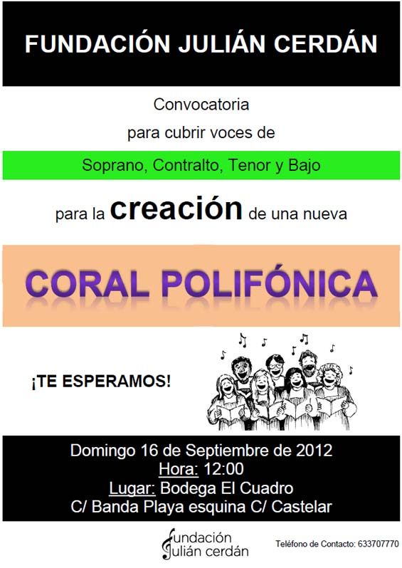 Coral polifónica
