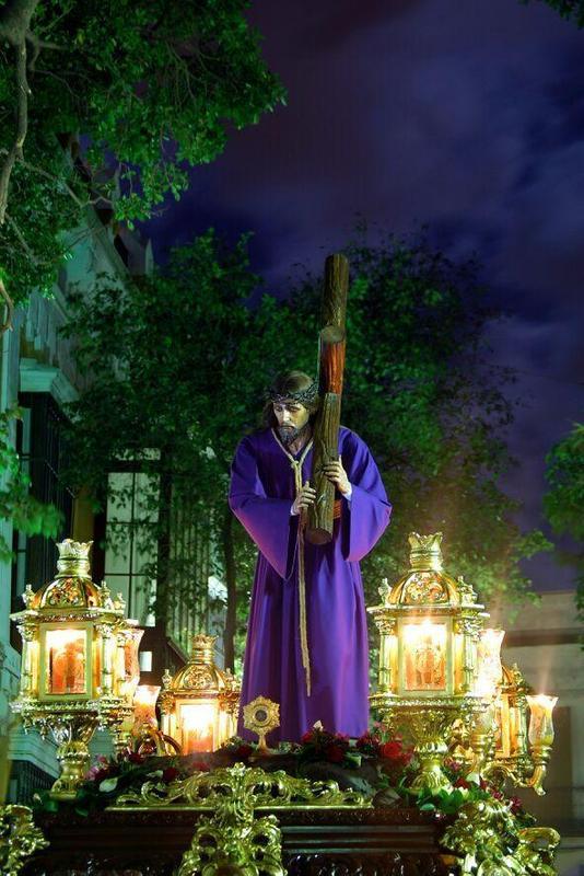 Cartel de la Semana Santa de Sanlúcar 2013